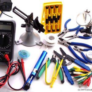 ابزارآلات و تجهیرات